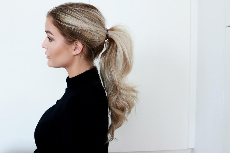 fett hår tips