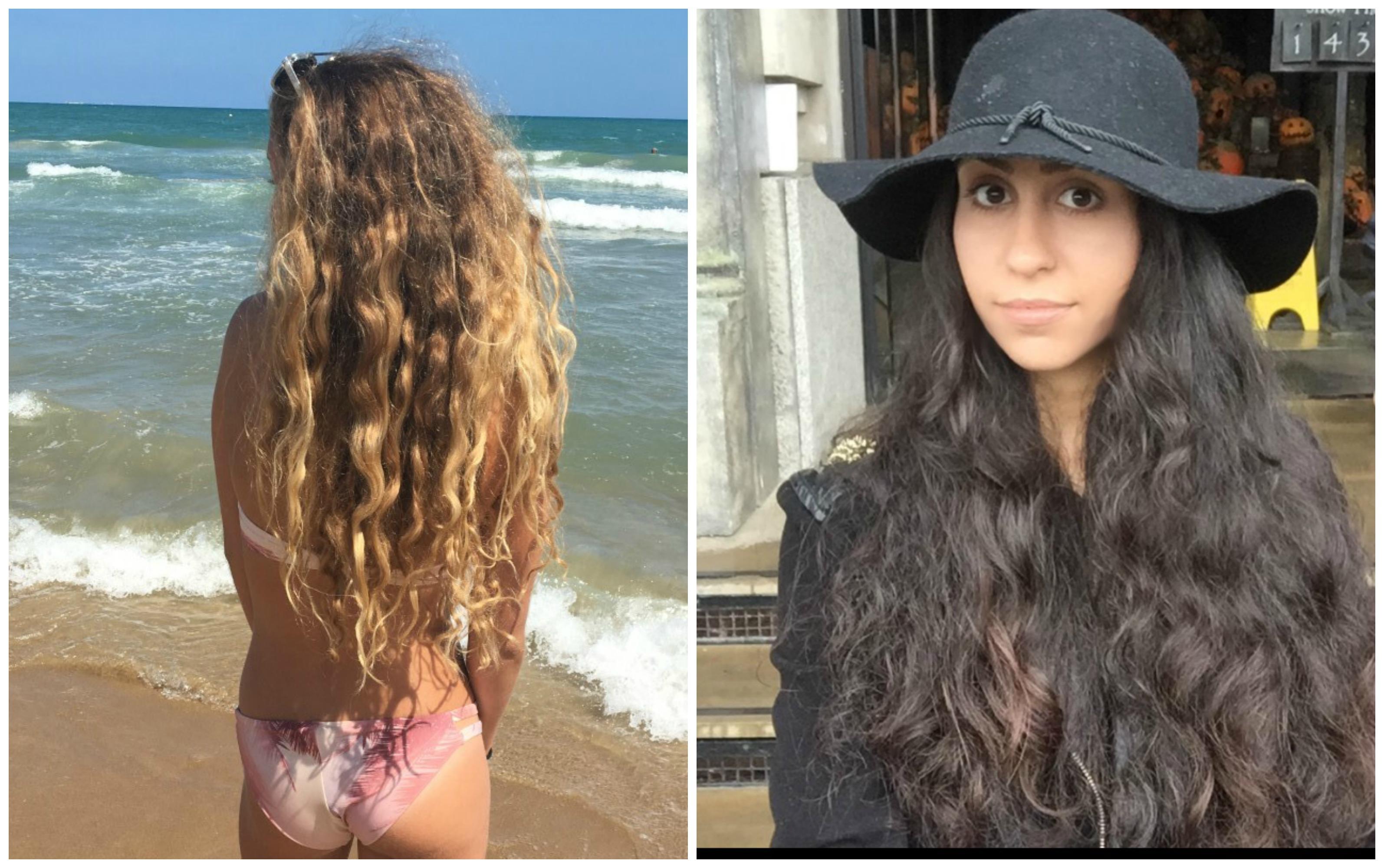 permanent platta håret