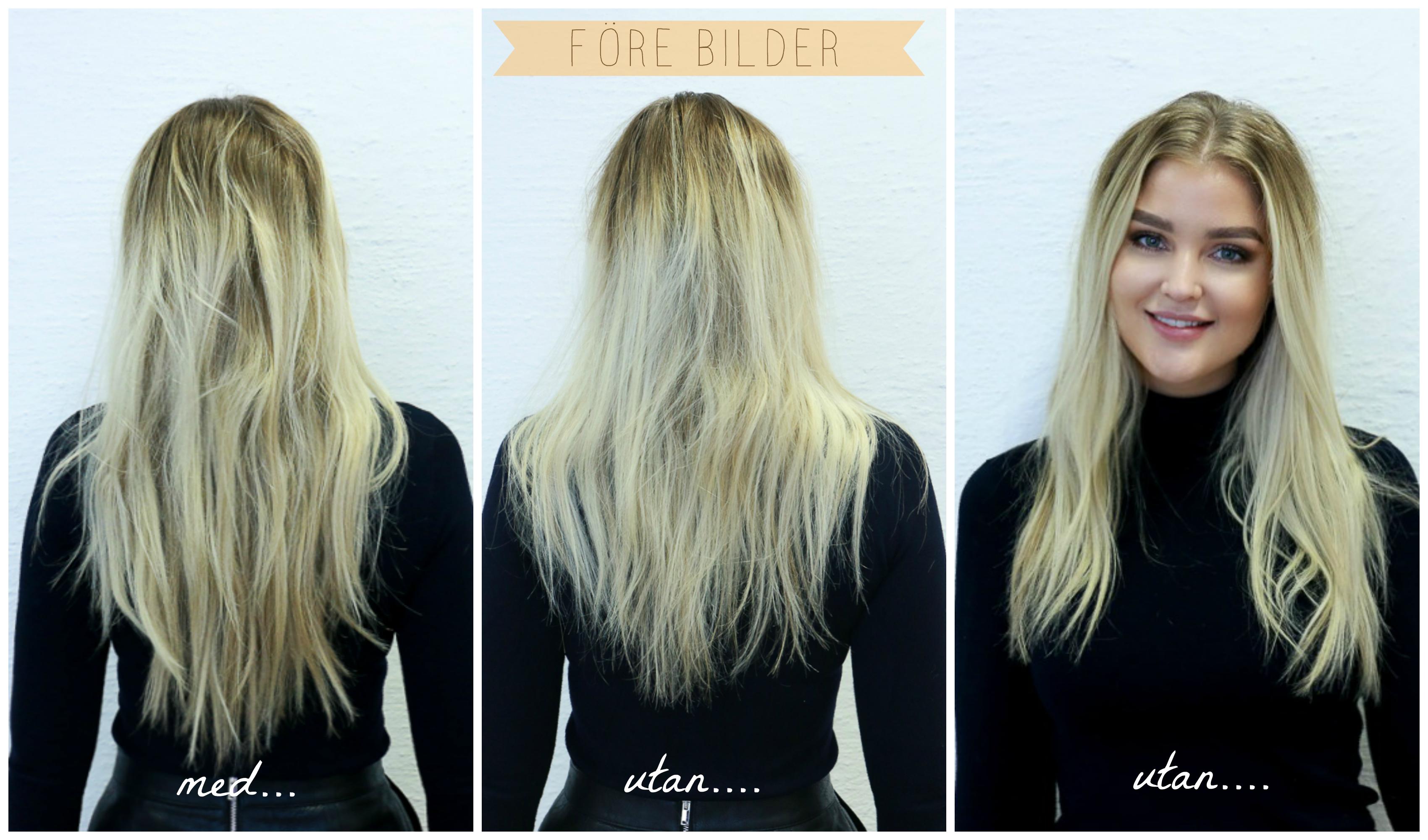 hur får man långt fint hår