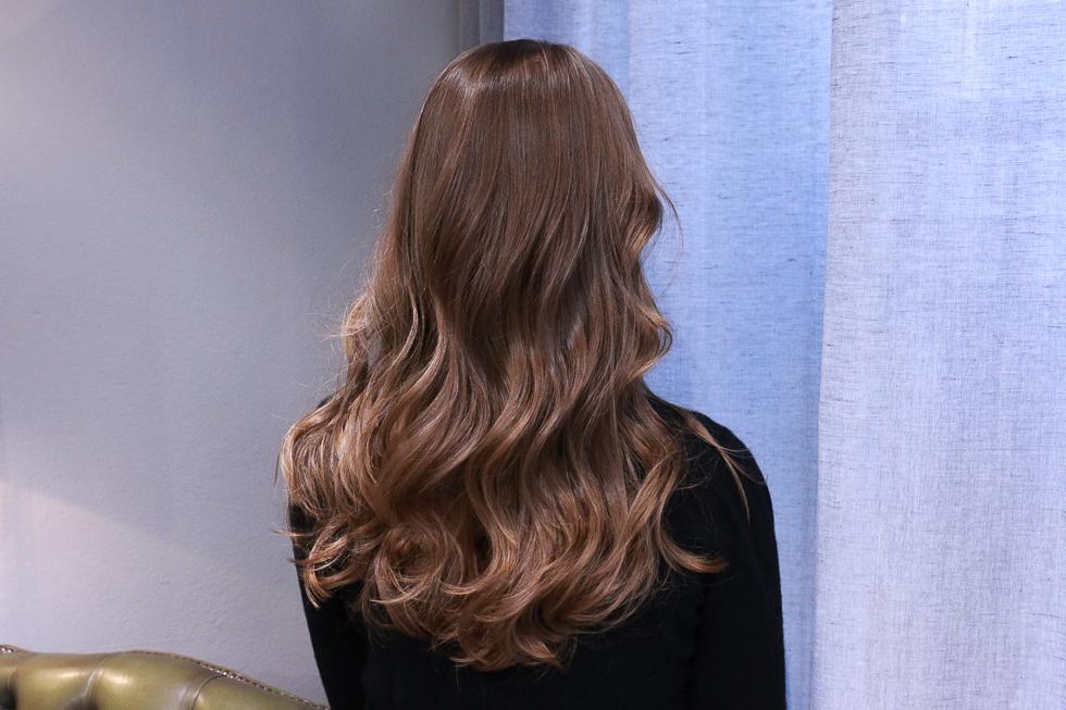 silverschampo ofärgat hår