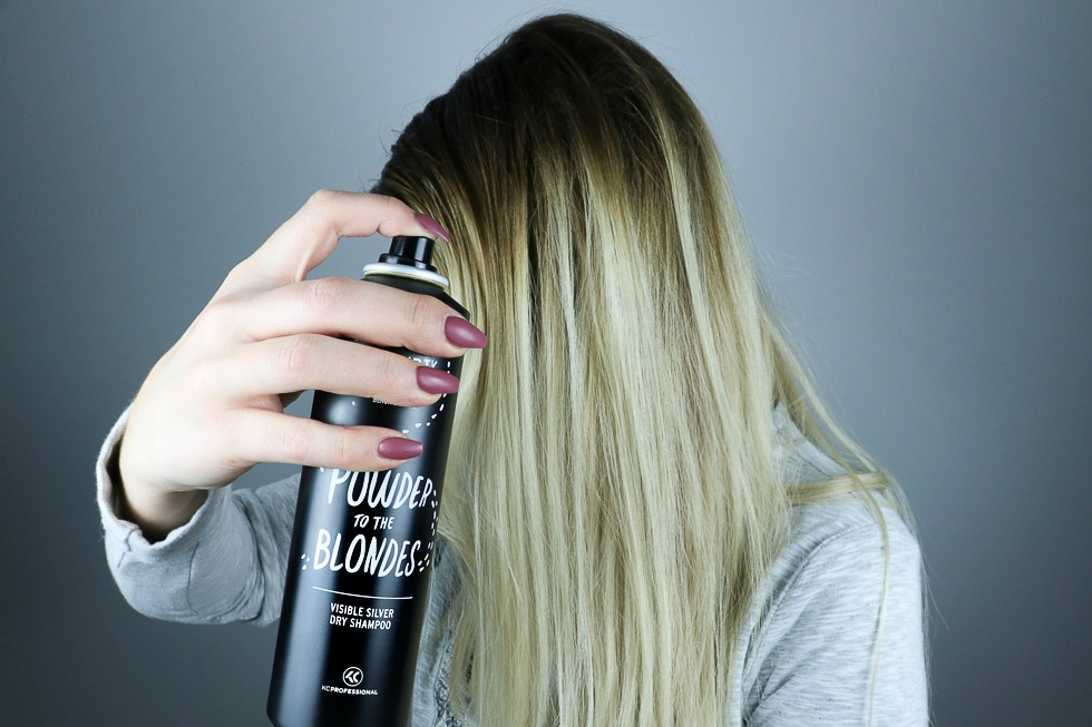 rent eller smutsigt hår vid färgning