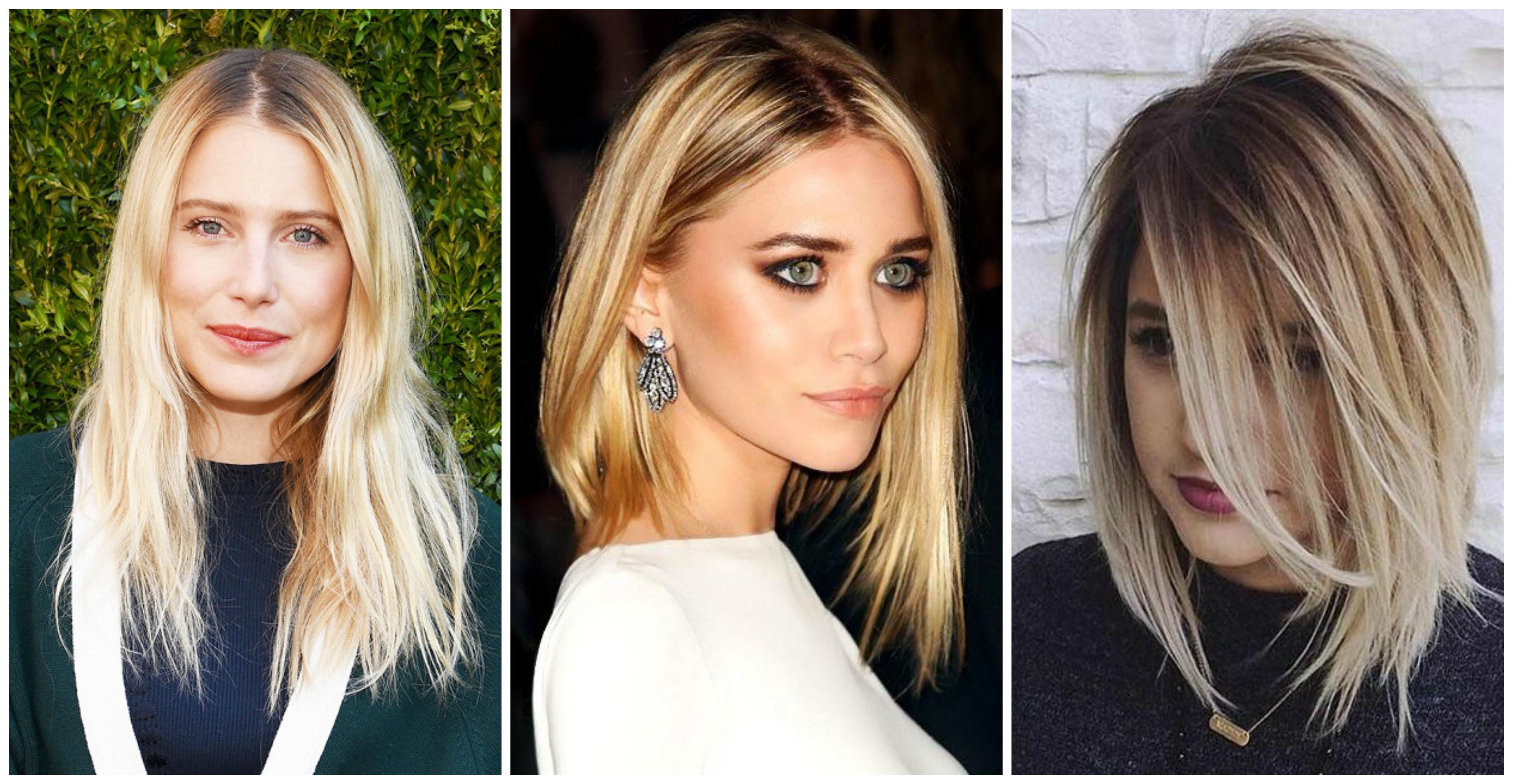 blont hår utan blekning