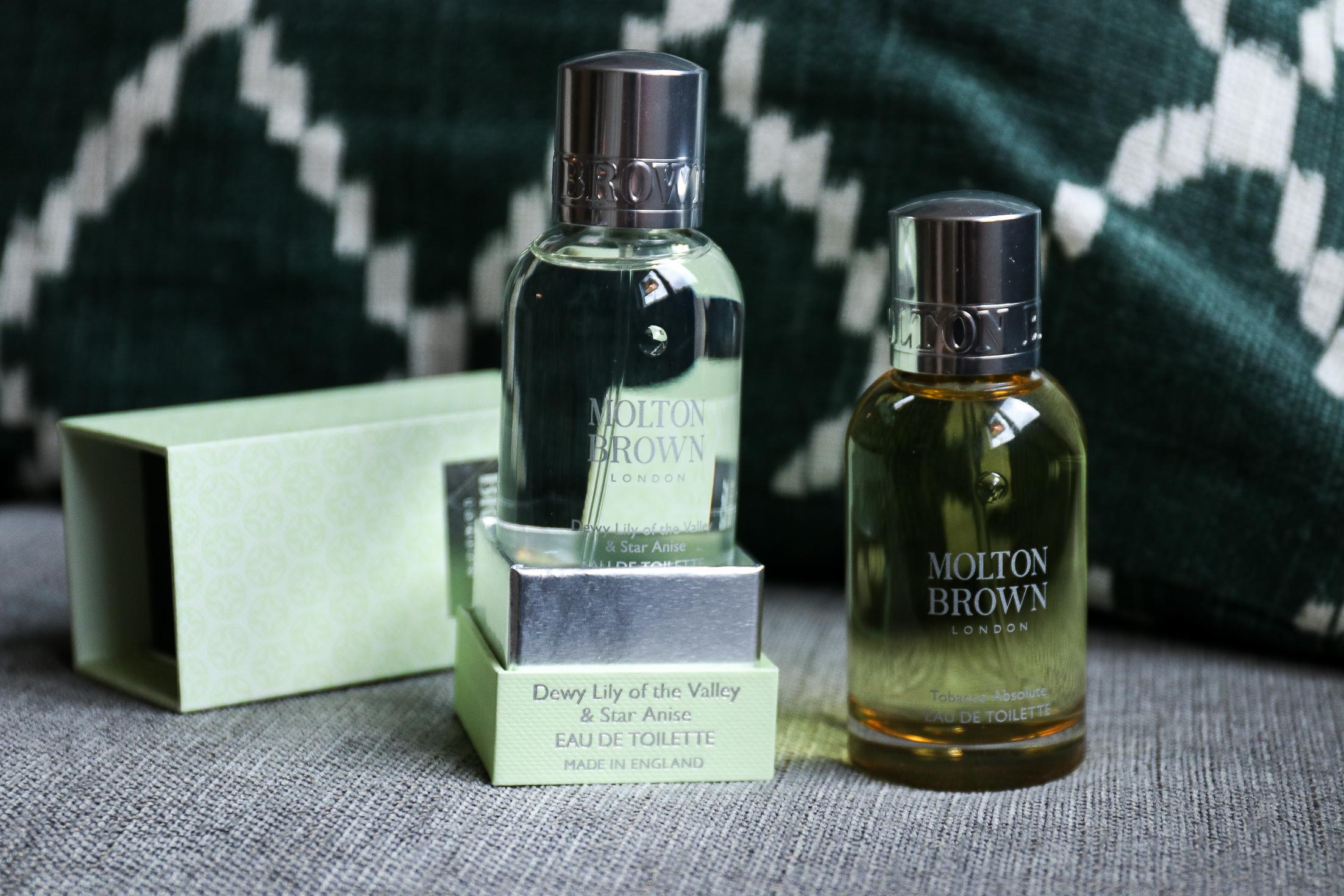 parfymtips kille Elin Johansson Metro Mode
