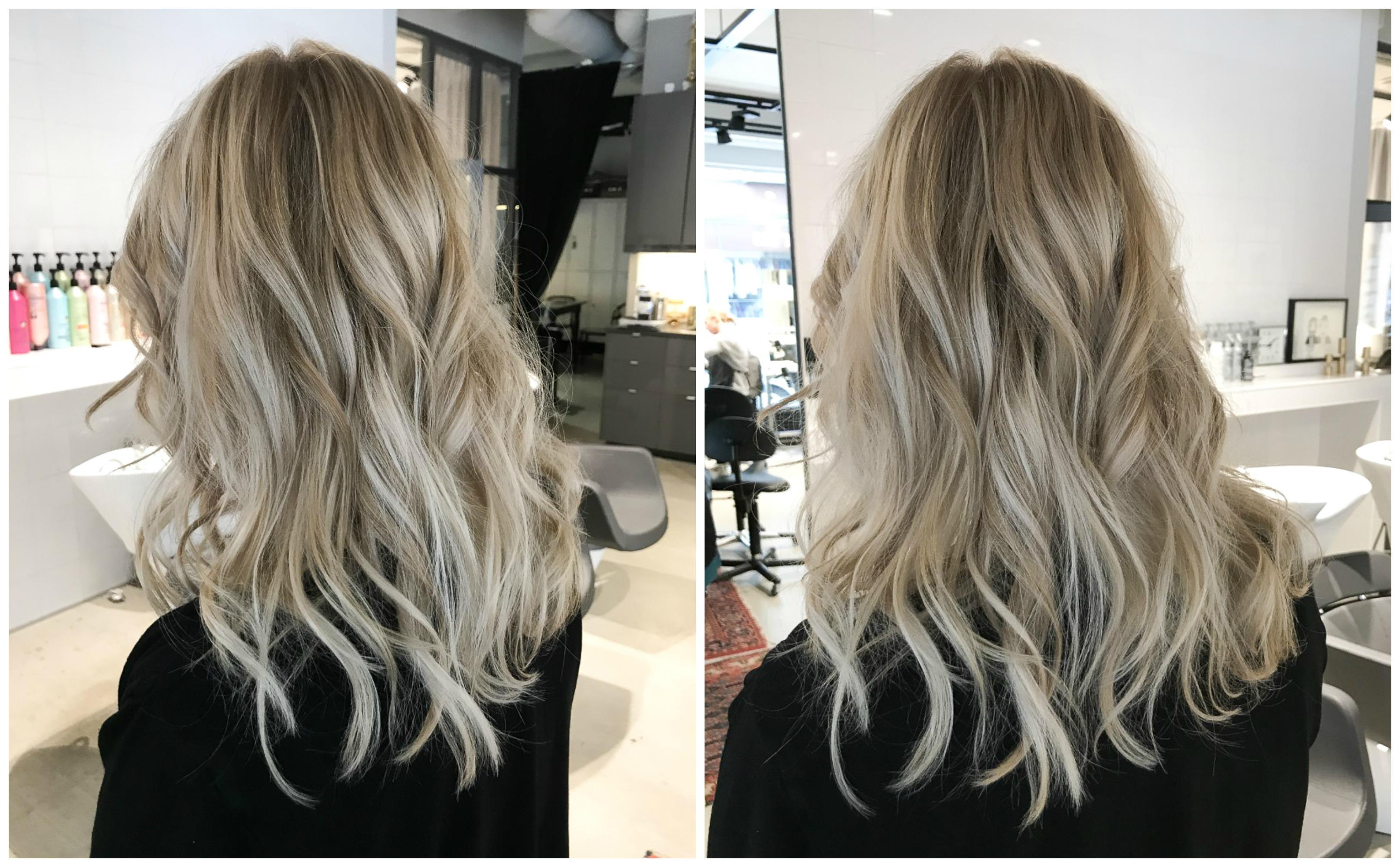schampo som ljusar upp håret