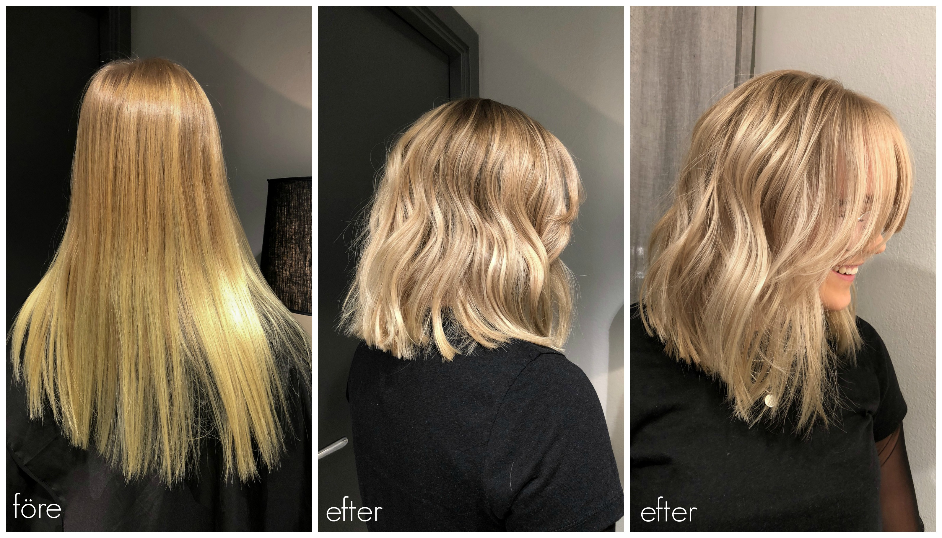 hur mycket växer håret på ett år