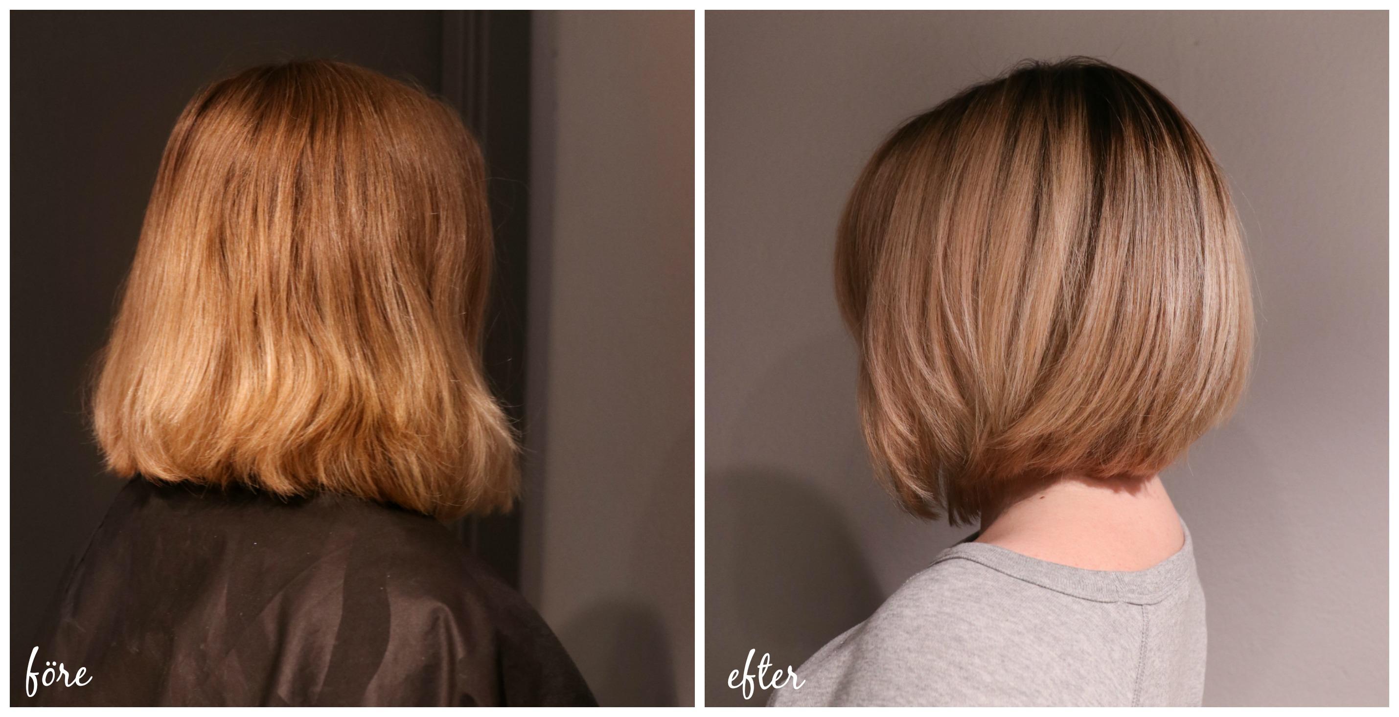 frisyrer kvinna rakat hår