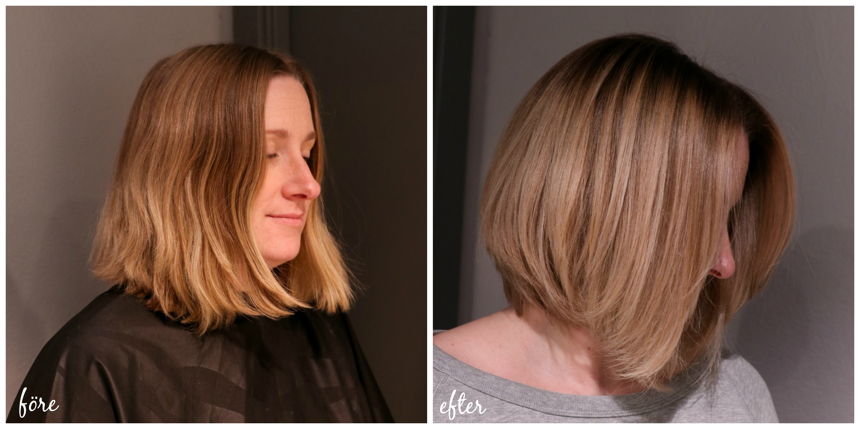 kort hår tjej 2017