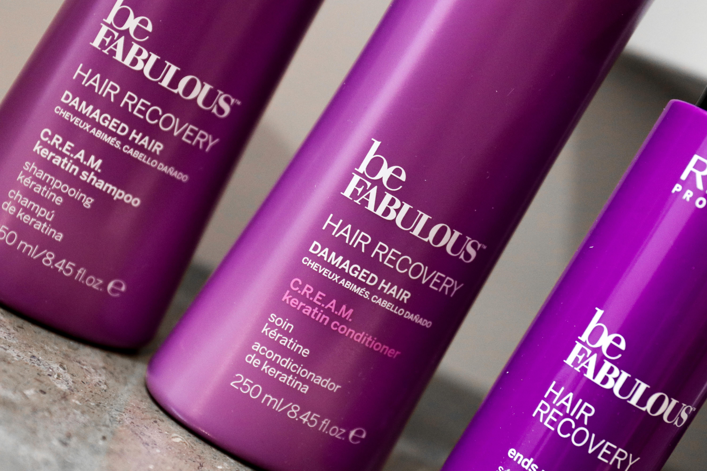 bästa schampo och balsam för skadat hår